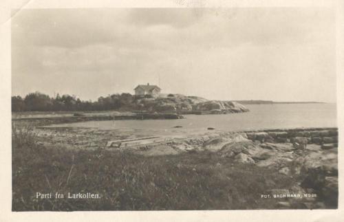 Vitnesberget og Duestranda