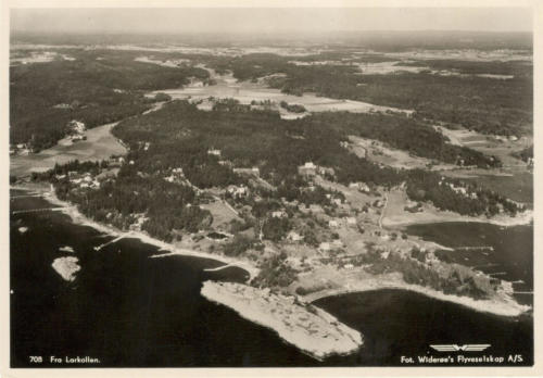 Flyfoto Vitnesberget