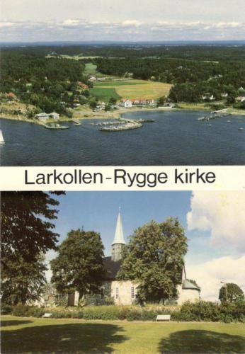 Larkollen og Rygge kirke