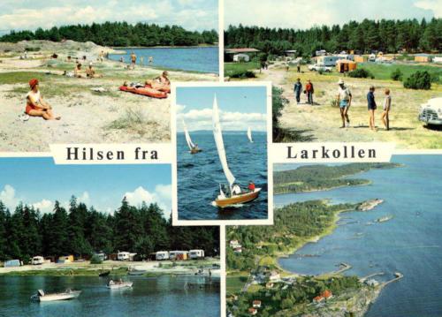 Hilsen fra Larkollen