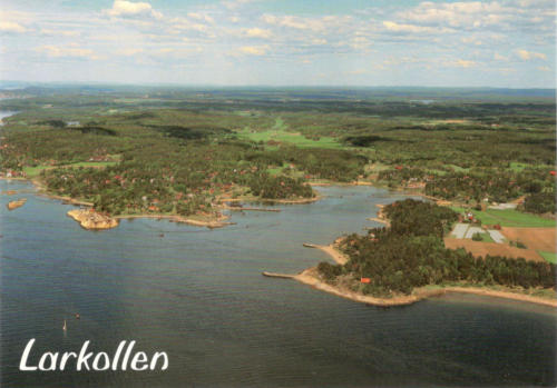 Flyfoto Larkollen