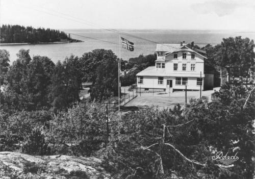 Røeds hotell